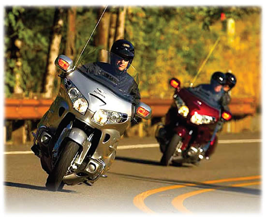 Official Insurance Broker for Harley Davidson, Kawasaki and Yamaha motorcycles